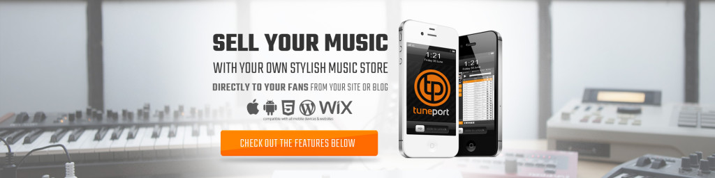 sell your music downloads online